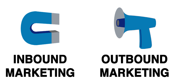 Inbound e Outbound marketing: le differenze